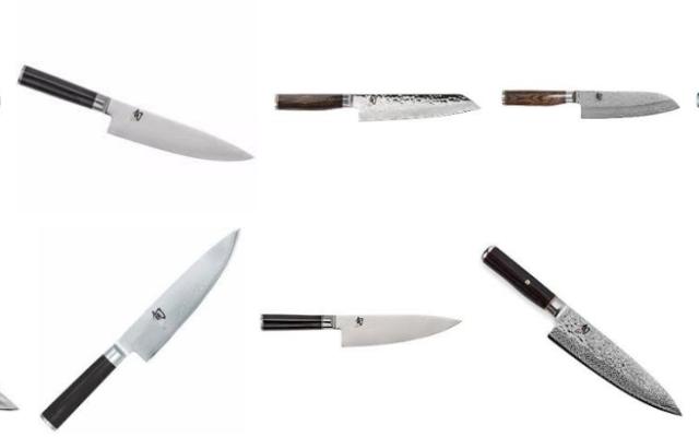 Cuchillo Chef Shun Classic de 8 pulgadas (DM0706)