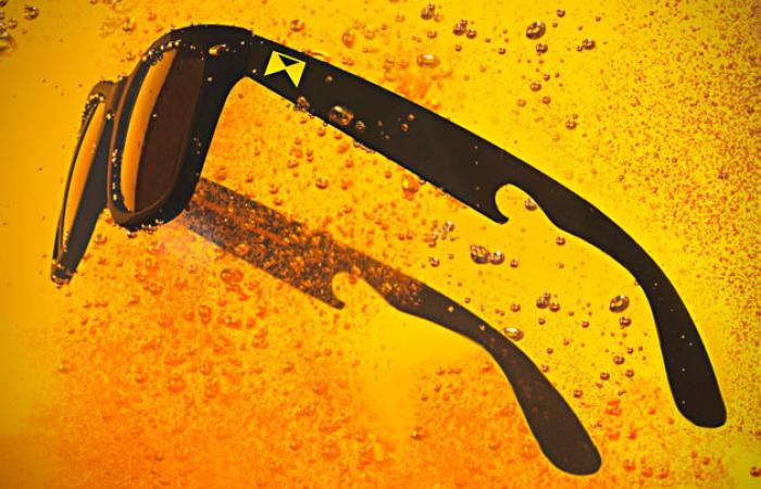 Abrebotellas gafas de sol