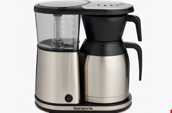 Cafetera en garrafa de 8 tazas Bonavita