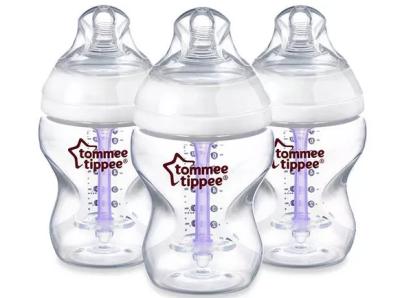 Los mejores biberones para bebes de gas