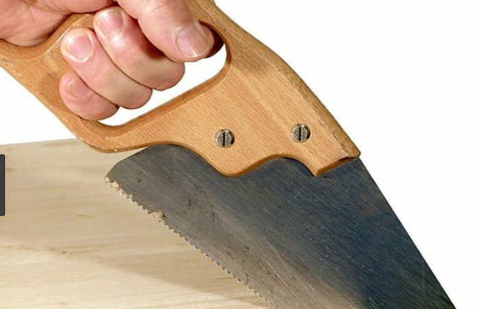 ¿Qué es una sierra de mano?