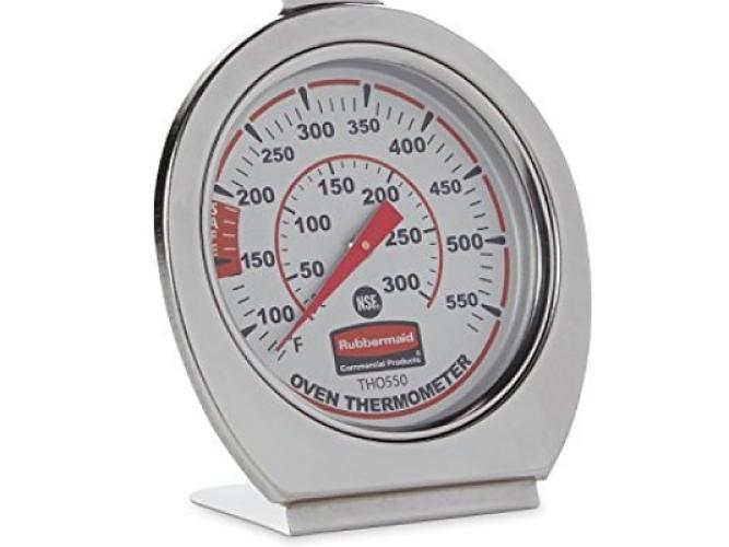 Termómetro para monitorización de hornos