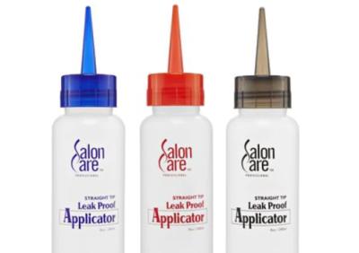 herramientas para cabello rizado Botella aplicadora