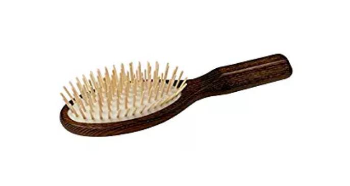 cepillo de madera para el cabello- 5 opciones