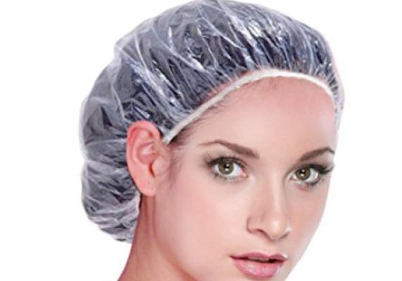 Gorro de plástico - herramientas para cabello rizado