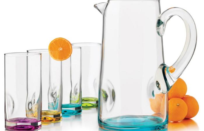 jarras de vidrio
