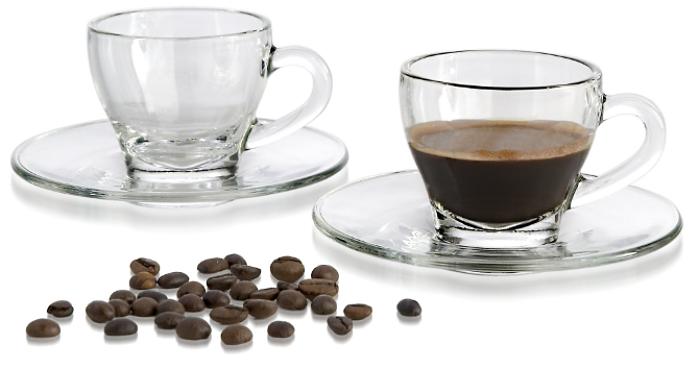 Tazas De Vidrio Para Café