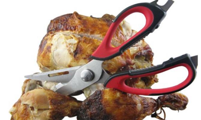 tijeras de cocina -para picar pollo