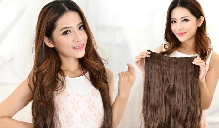 Cuidado de las extensiones de cabello