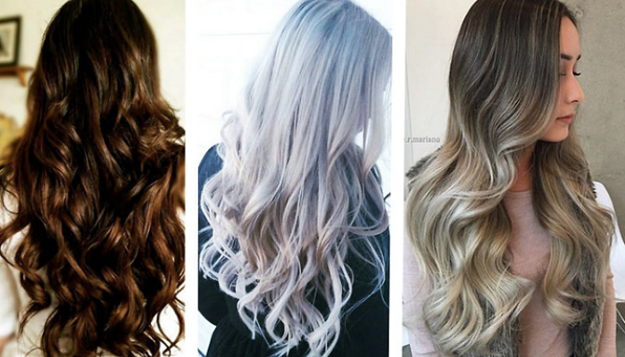 Las extensiones de cabello crean un sinfín de posibilidades para nuevos looks