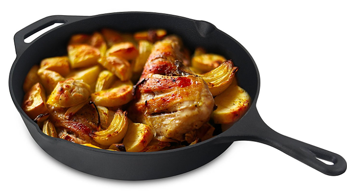 Beneficios para la salud que proporciona el cocinar con sartenes y ollas de hierro fundido