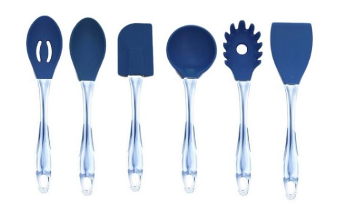 utensilios de silicona