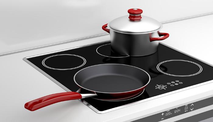 Utensilios de cocina de inducción