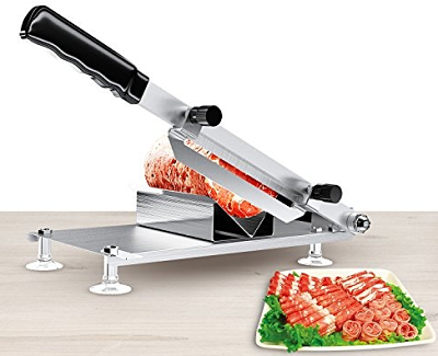 cortadora de carne manual
