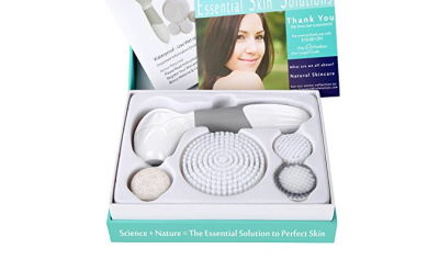 BEST Skin Cleansing FACE y BODY BRUSH