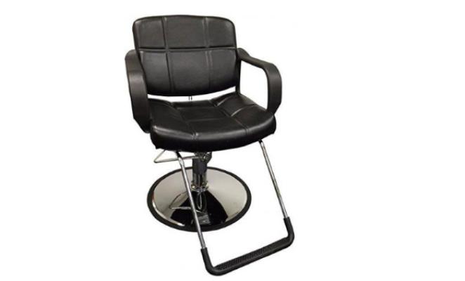 """Muebles para peluquería /Equipo de belleza para salón de peluquería con silla de peluquería hidráulica de 20"""" de ancho"""