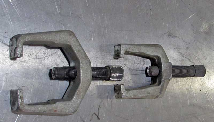 Extractores mecanicos