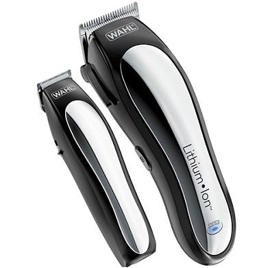maquina de afeitar: Wahl cortadora de iones de litio #79600-2101