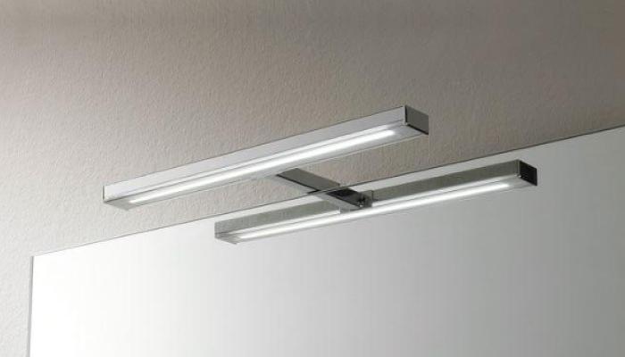lampara led tiras para baños