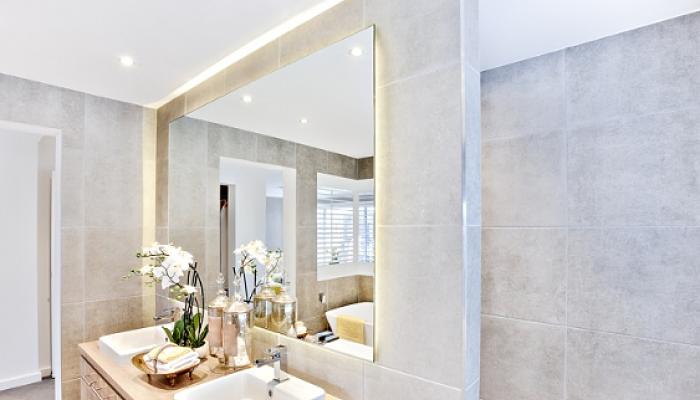 5 Beneficios De La Iluminación Del Cuarto De Baño Con Lámparas Led