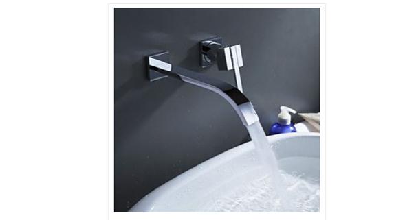 llave para lavamanos