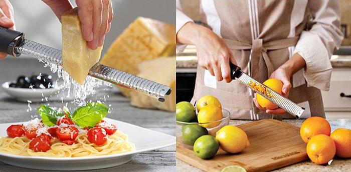Lista de los mejores ralladores de queso multiuso