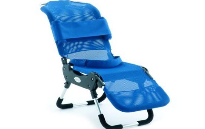 silla para ducha: Otto Bock - Sillón de baño Leckey completo