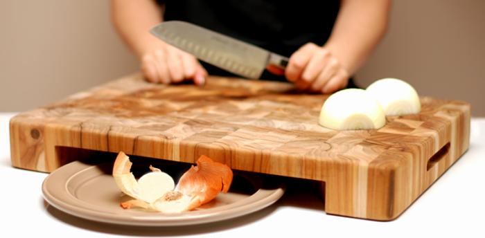 tablas de madera para cortar