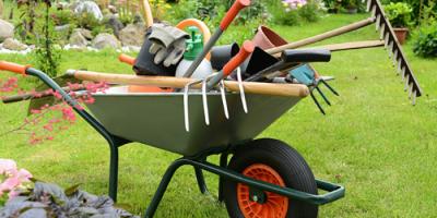 Herramientas de jardinería