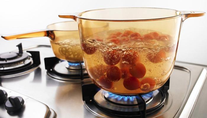 Ventajas del uso de utensilios de cocina de vidrio